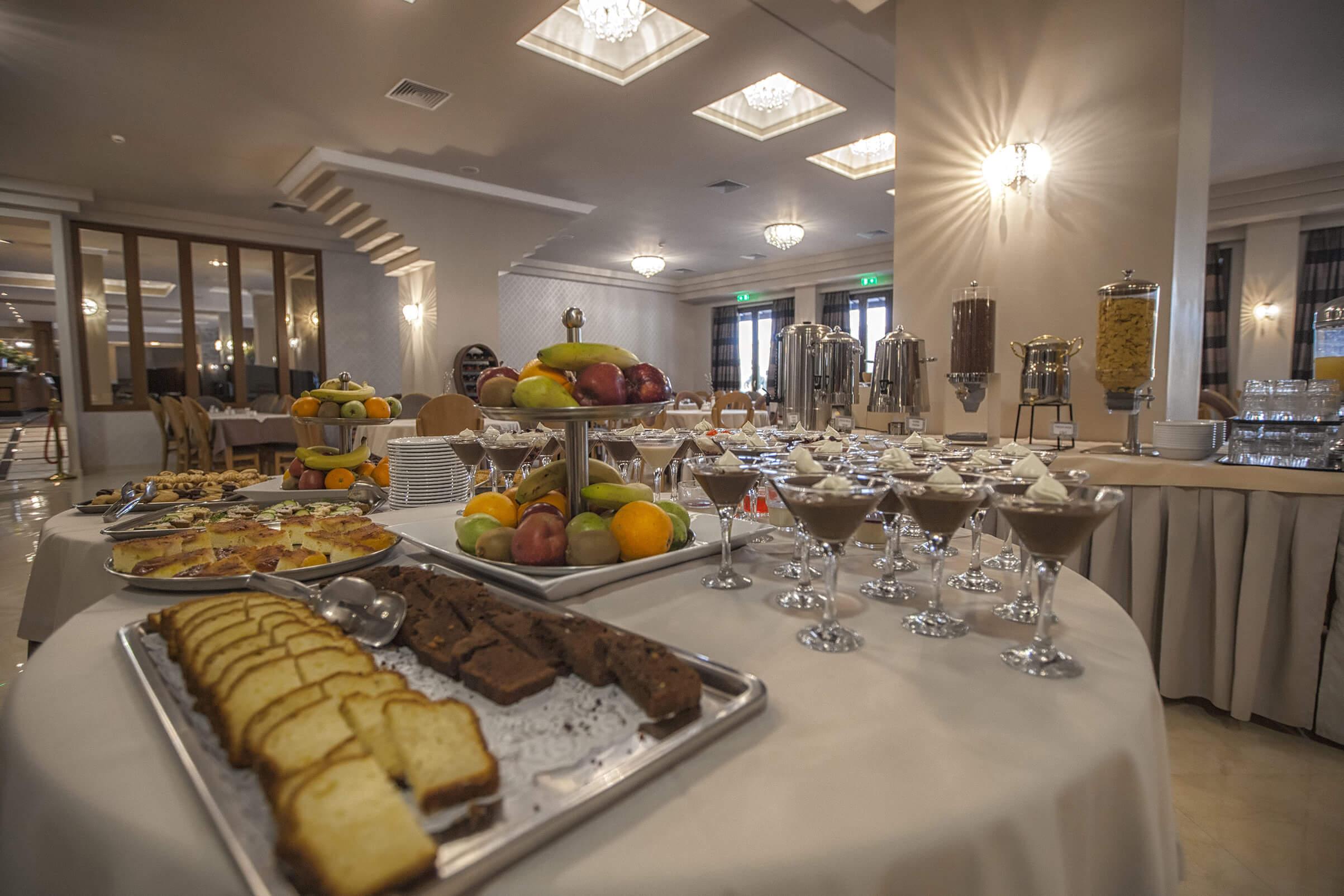 Restaurant Grand Meteora Hotel